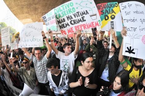 """""""Semana Canábica"""" empolga estudantes da USP"""