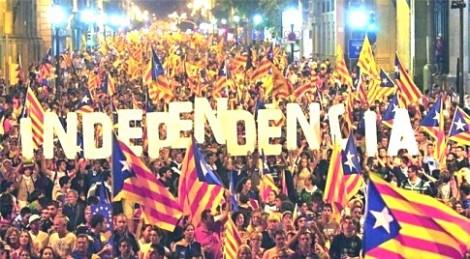 O papa Francisco menosprezou o povo catalão