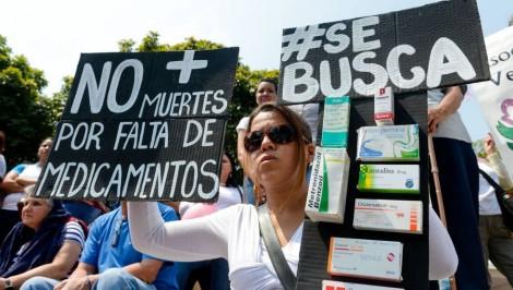Vaza vídeo denunciando calamidade da saúde na Venezuela (veja o vídeo)