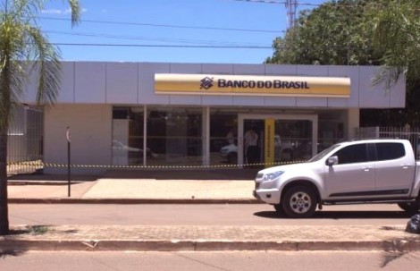 Para evitar assalto, agência do Banco do Brasil não trabalha mais com dinheiro (veja o vídeo)