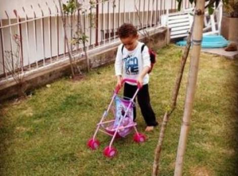 Luciana Genro e o início da queda, depois que divulgou o presente que deu ao sobrinho