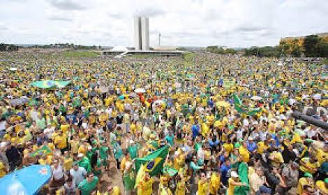 Onde está a coragem e a indignação do cidadão brasileiro?