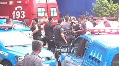 Dezessete tiros e nenhuma manifestação de indignação (veja o vídeo)