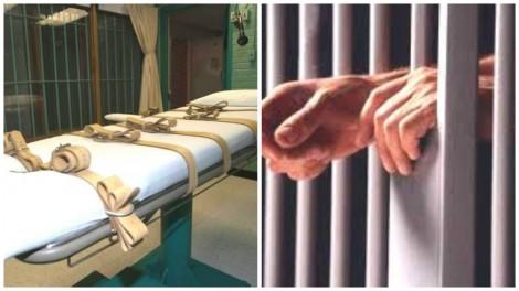 Aos criminosos cruéis pena de morte ou prisão perpétua