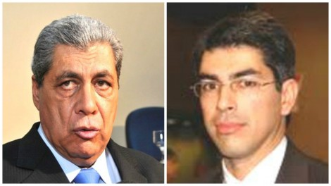 Ex-governador e filho, um brilhante advogado, juntos no xilindró