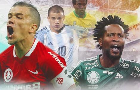 Craques do Internacional e do Palmeiras comandam o Jogo das Estrelas em Santa Catarina