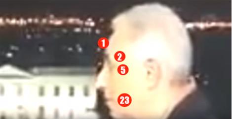 Estudo da linguagem corporal de William Waack se contrapõe a depoimento de cinegrafista (veja o vídeo)