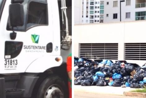 Dinheiro jogado fora no lixo em Brasília, desvenda a PF
