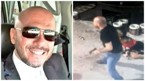 A vida tortuosa de um delegado, até o dia em que matou covardemente o advogado (veja o vídeo)