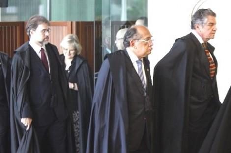 Só um ministro do STF vota pela soltura de Eduardo Cunha (veja o vídeo)