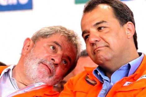 Lula retorna ao local do crime