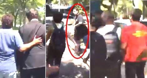 """""""Lugar de fascista é na ponta do fuzil"""", gritam estudantes da USP e acabam com evento (veja o vídeo)"""