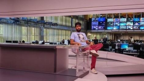 O inusitado deboche a William Waack e a posição da Globo