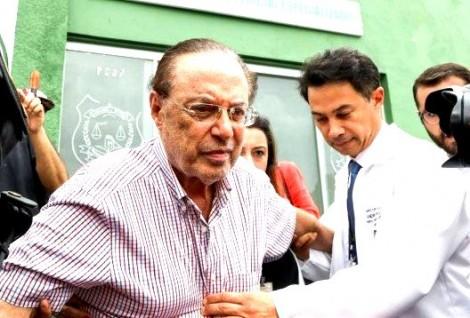 """Maluf é """"boi de piranha"""" para livrar Lula"""