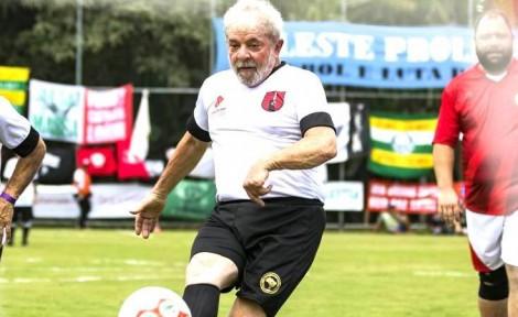 Num jogo de futebol, Lula revela todo o seu mau-caratismo (veja o vídeo)