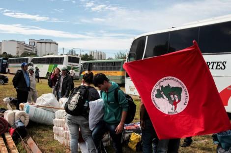 MST está proibido de fazer algazarra em Porto Alegre
