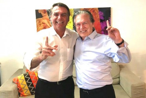 Carta confirma o partido em que Bolsonaro irá disputar a eleição presidencial