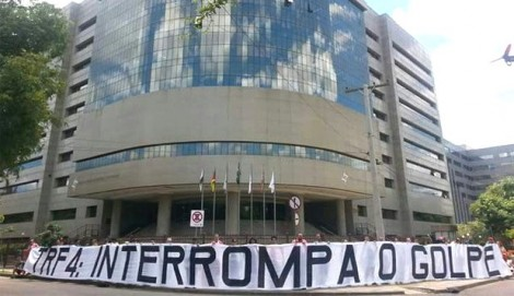 Petistas já fazem algazarra em Porto Alegre (veja o vídeo)