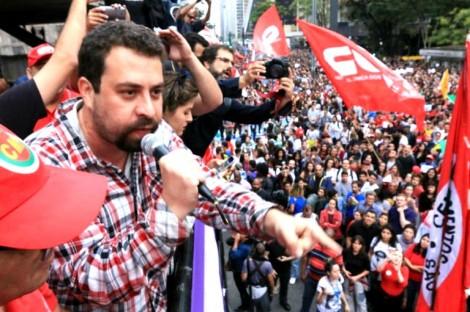 Boulos sai em socorro de Lula, mas sem paixão (veja o vídeo)