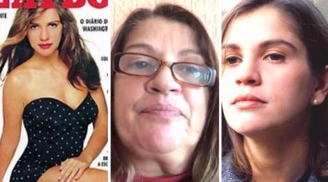 """Da Europa Tássia Camargo diz que não cheira pó e explica """"invasão"""" do TRF-4 (veja o vídeo)"""