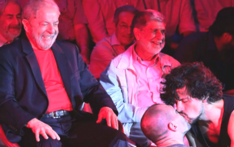 Homenagens ao condenado são diversificadas e ataques miram presidente do TRF-4