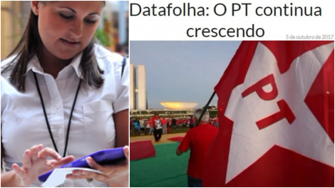 A canalhice do questionário do Datafolha