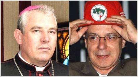Bispos Socialistas doutrinavam católicos no momento em que Lula era julgado em POA (Veja o Vídeo)