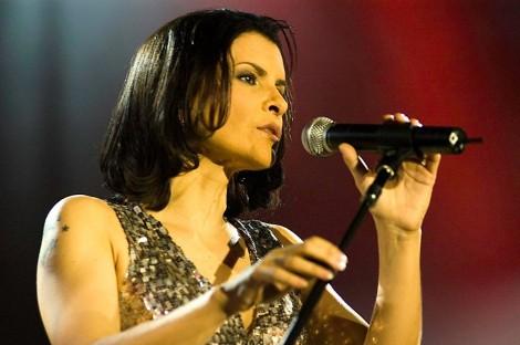 Marina Lima a cantora que come mortadela e arrota coxinha