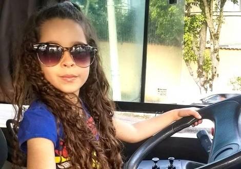 Desafio do Desodorante mata menina de 7 anos