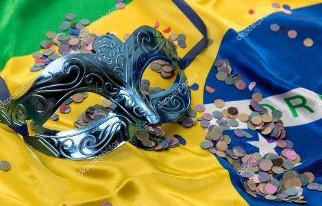 Este é o país do Carnaval e das ilusões!