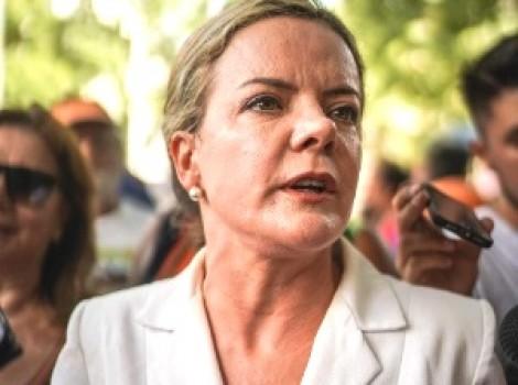Propinas pagas a Gleisi já somam R$ 23 milhões, atesta a PF (Veja o Vídeo)