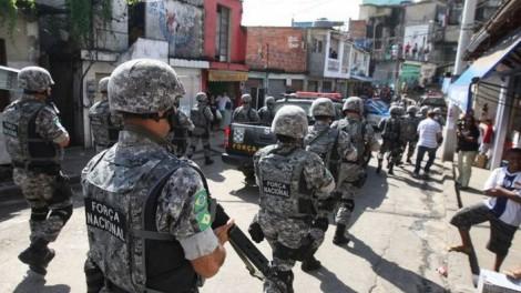 Reorganização da política de Segurança Nacional