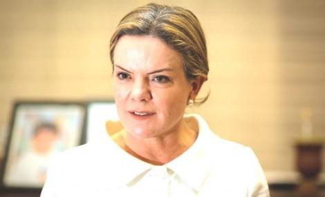 Gleisi é a primeira a tentar tirar proveito político do assassinato de Marielle