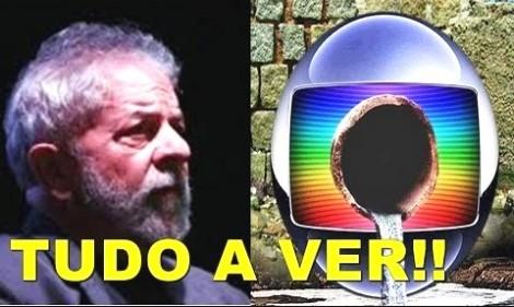Números demonstram a inquestionável parceria havida entre PT e Rede Globo