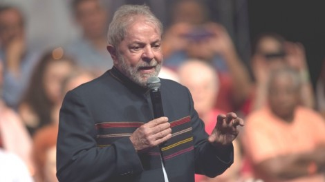 Pretensão de Lula, com o apoio do STF, é garantir a impunidade e rasgar a lei da Ficha Limpa