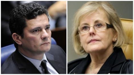 """Moro crê em Rosa Weber, o """"fiel da balança"""" no STF no caso Lula (Veja o Vídeo)"""
