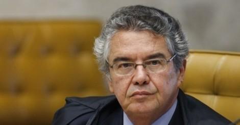 """Marco Aurélio, faz o """"check-in"""" e ataca a ministra Cármen Lúcia (Veja o Vídeo)"""