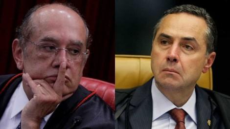 Indignado com Barroso, Gilmar deve voltar logo de Portugal