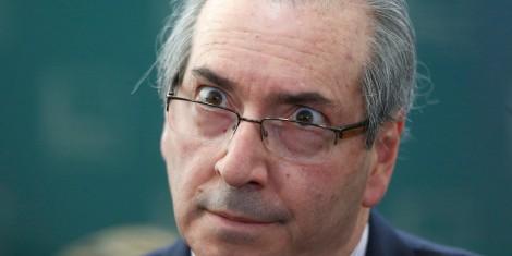 Obstinado, Cunha montou escritório dentro do presídio