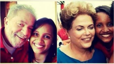 A vencedora do BBB da golpista Rede Globo