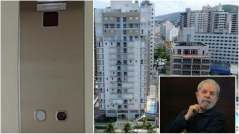 Vídeo desmonta nova farsa petista e mostra o elevador do tríplex de Lula (Veja o Vídeo)