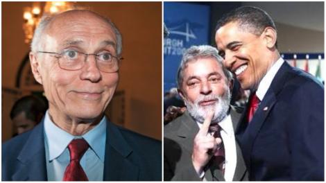 Suplicy sonha e anuncia Obama para salvar Lula