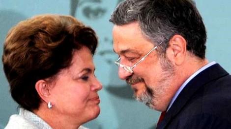 """Delação de Palocci é """"pá de cal"""" em todas as esperanças do PT e deve prender Dilma"""