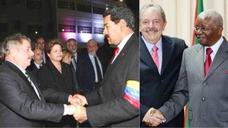 O calote da Venezuela e Moçambique vai cair no seu bolso no dia 2 de maio (Veja o Vídeo)