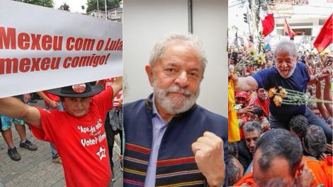 """Nas redes sociais, a explicação mais convincente para a """"perseguição"""" a Lula"""