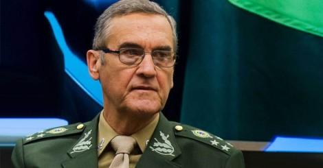 """Comandante do Exército envia enigmática mensagem para General - """"Prepare seus guerreiros com prontidão para atender aos anseios da nossa sociedade"""""""