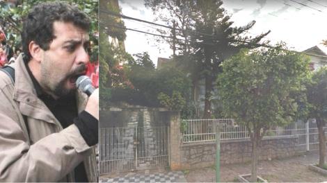 Mansão de pai de Boulos está vazia, pronta para ser ocupada pelo MTST