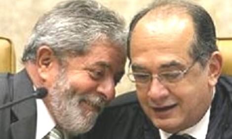 Juíza Carolina Lebbos deve impedir que Gilmar Mendes visite Lula