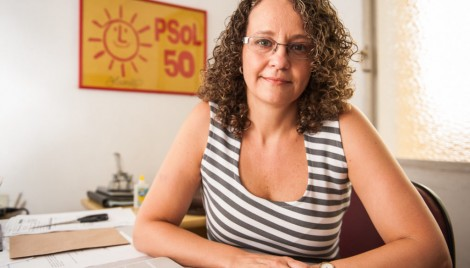 """No dia das mães, Luciana Genro homenageia mulheres que """"escolheram não ser mães"""""""