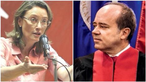 Vozes feministas emudecem em defesa da mulher que apanhou de juiz petista
